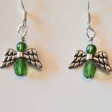 Angel Earrings (choose your favorite color!)