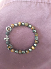 Tiger Eye Stretch Bracelet