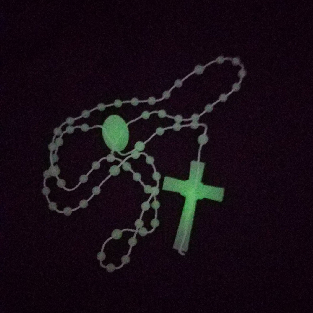 Glow in the Dark Rosary