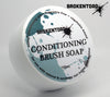 BrokenToad Conditioning Brush Soap