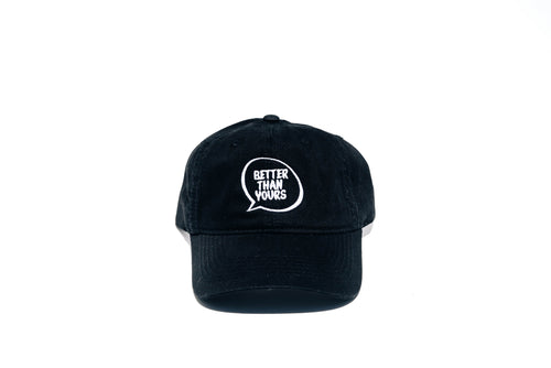 Bubble Logo Dad Hat