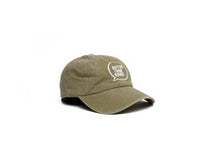 Bubble Logo Dad Hat - Khaki
