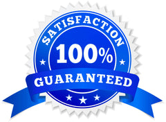 Satisfaction Guarantee - Your Joy is Our Joy