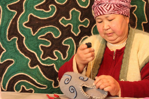 How a Trip Abroad Changed Lives: Fair Trade in Kyrgyzstan