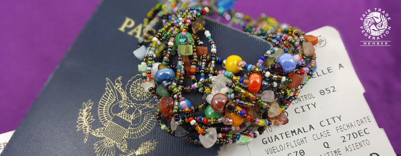 Gautemala Bead Jewelry Fair Trade