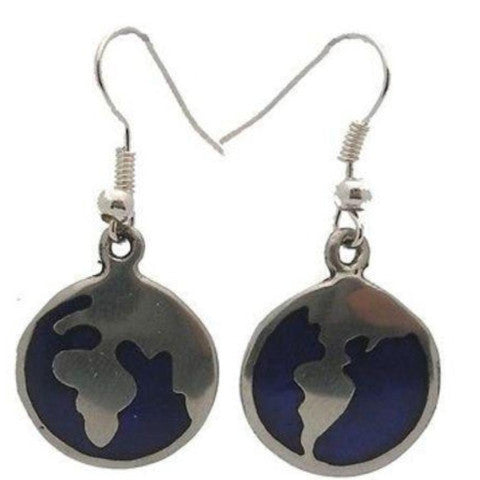 world traveler earrings