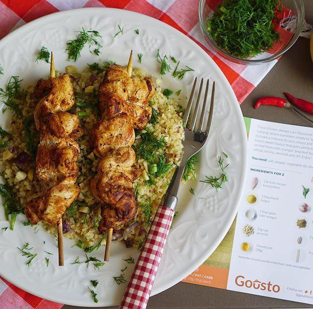 Gousto food subscription box for two recipe subscription boxes gousto food subscription box for two forumfinder Images
