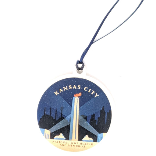 Kansas City Ornament
