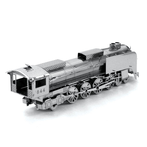 Steam Locomotive 3D Metal Model Kit