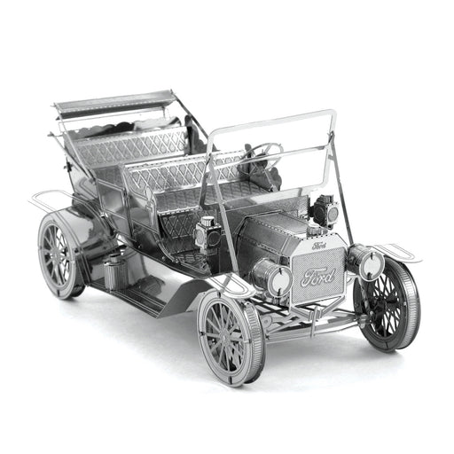 1908 Ford Model T 3D Metal Model Kit