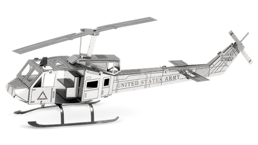 Huey UH-1 3D Metal Model Kit