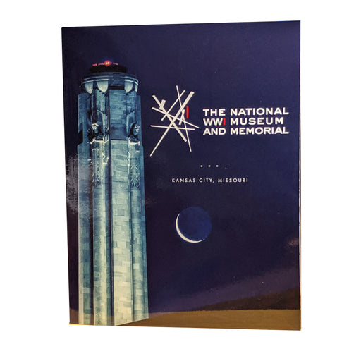 National WWI Museum & Memorial Souvenir Book