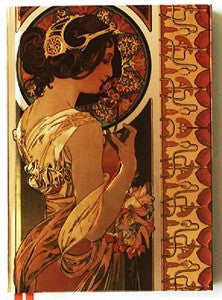 Mucha Cowslip Journal
