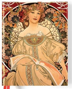 Mucha Reverie Sketchbook