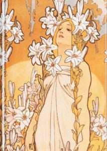 Mucha Lily Pocketbook