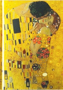 Klimt The Kiss Pocketbook