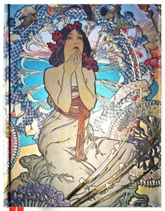 Mucha Monaco Sketchbook