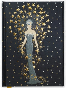 Erte Starstruck Journal