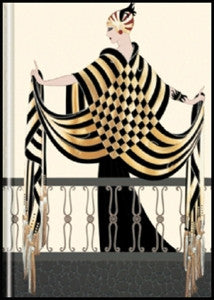 Erte Balcony Pocketbook