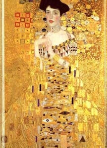 Gustav Klimt: Adele Bloch Bauer I Journal