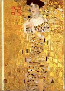 "Klimt ""Portrait of Adele Bloch-Bauer I"" Pocketbook"