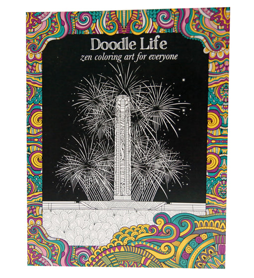 National WWI Museum & Memorial Coloring Book