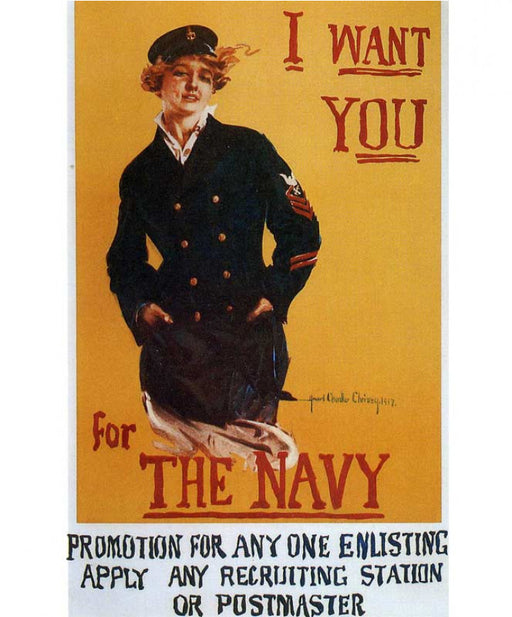 I Want You for the Navy Poster 152