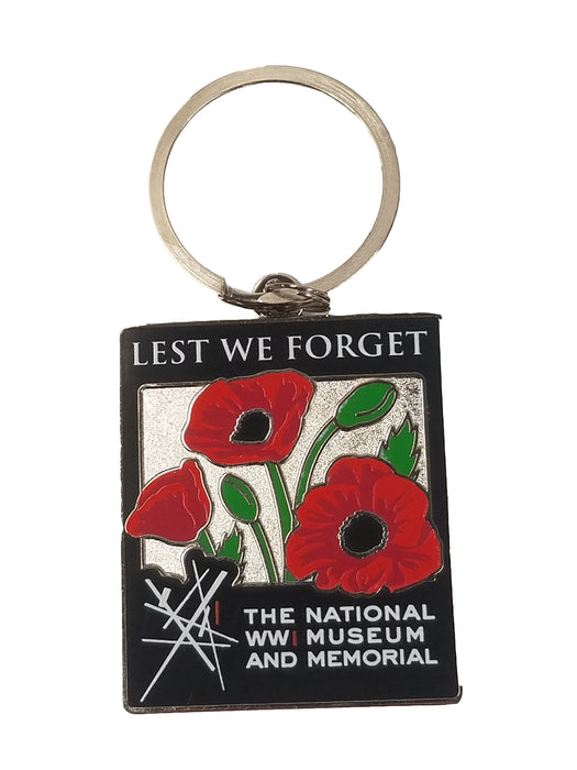 """Lest We Forget"" Keychain"