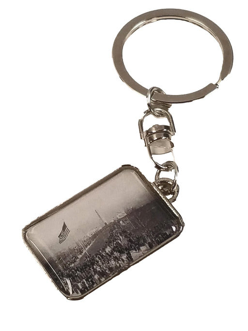 1926 Dedication Ceremony Keychain