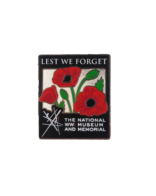 """Lest We Forget"" Magnet"