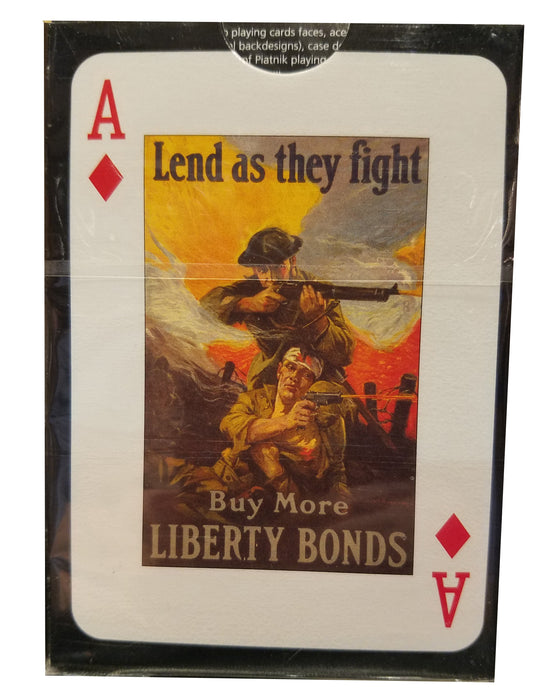 1914-18 Playing Cards