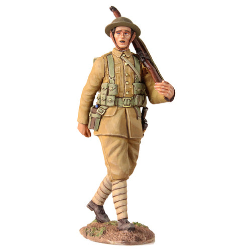 1916-17 British Infantry Marching No.1