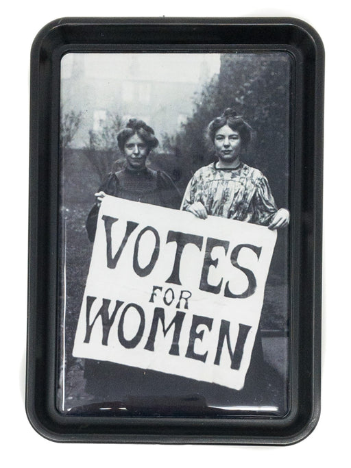 Votes for Women Tray