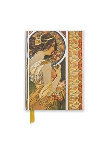 Cowslip by Mucha Pocketbook