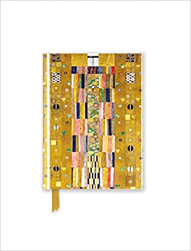 Stoclet Freize (Foiled Pocket Journal)