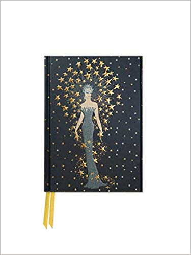 Erte Starstruck (Foiled Pocket Journal)