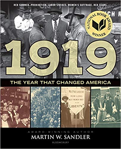 1919 The Year That Changed America [Sandler]