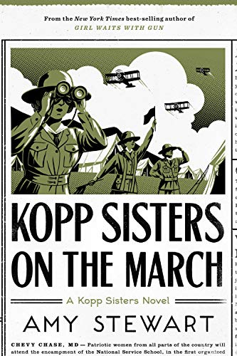 Knopp Sisters on the March