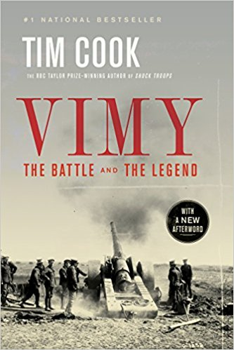 Vimy: The Battle and the Legend [Cook]