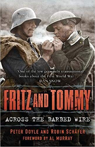 Fritz and Tommy: Across the Barbed Wire [Doyle]