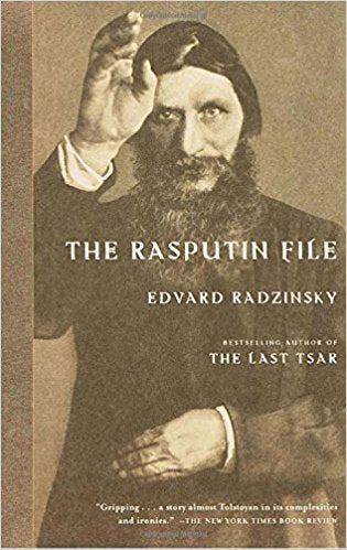 The Rasputin File [Radzinsky]