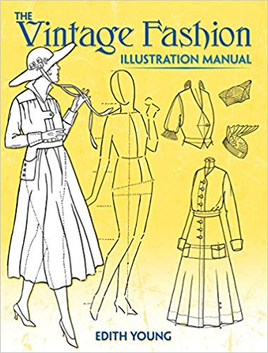 The Vintage Fashion Illustration Manual [Young]