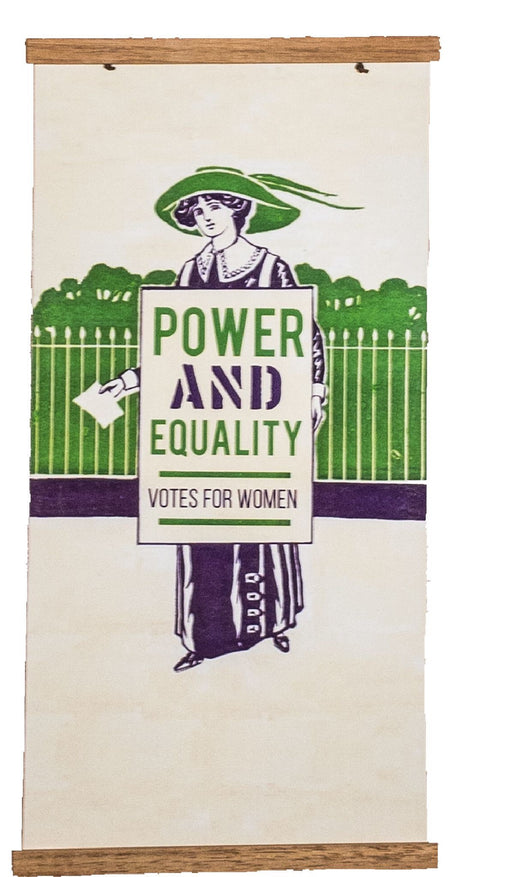 Votes for Women Canvas Print