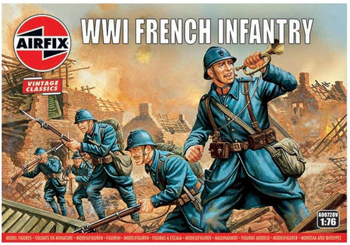 Airfix WWI French Infantry
