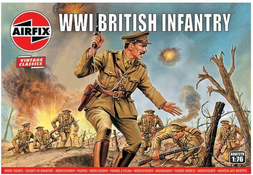 Airfix WWI British Infantry