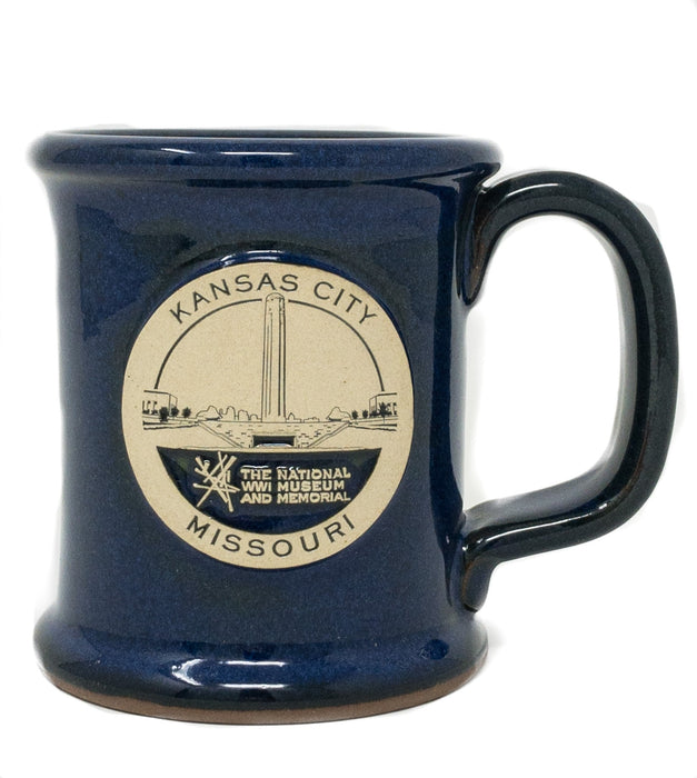 Executive Slim - Electric Blue Mug