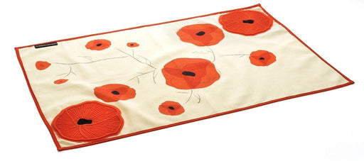 Poppy Chef's Towel