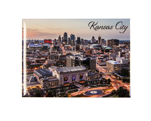 KC at Dusk Magnet