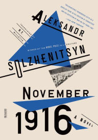 November 1916 [Solzhenitsyn]