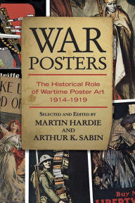 War Posters: Design, Implementation, and Impact [Hardie]